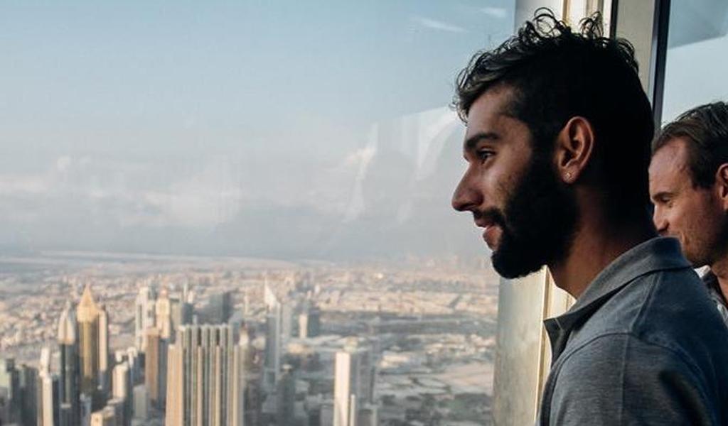 Fernando Gaviria ya luce los colores del UAE Team Emirates