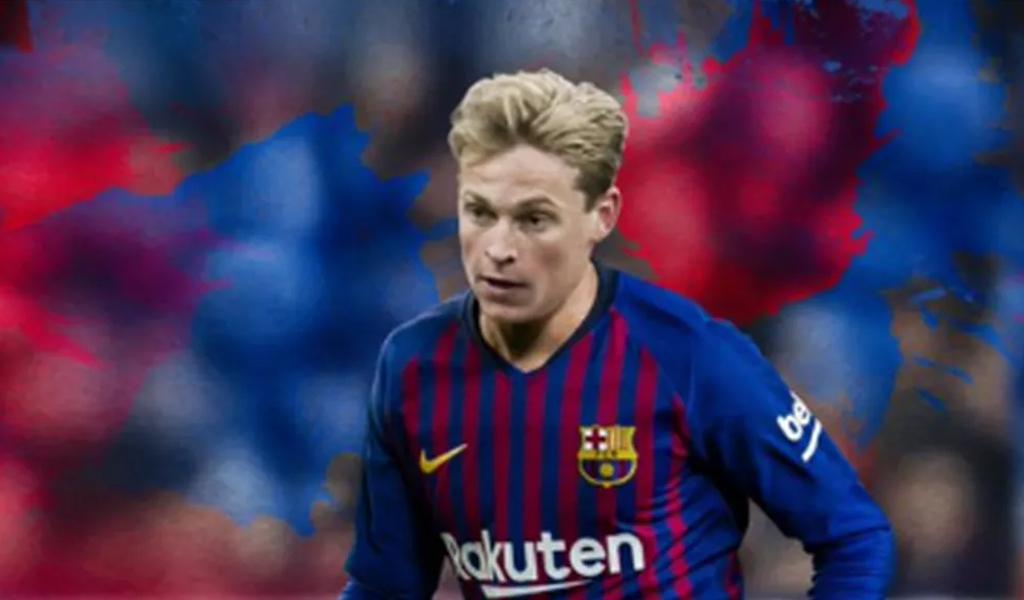 Frenkie De Jong el nuevo fichaje del Barcelona