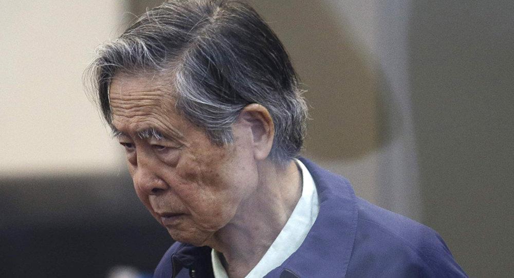 Evalúan salud de Fujimori para determinar su reingreso a prisión