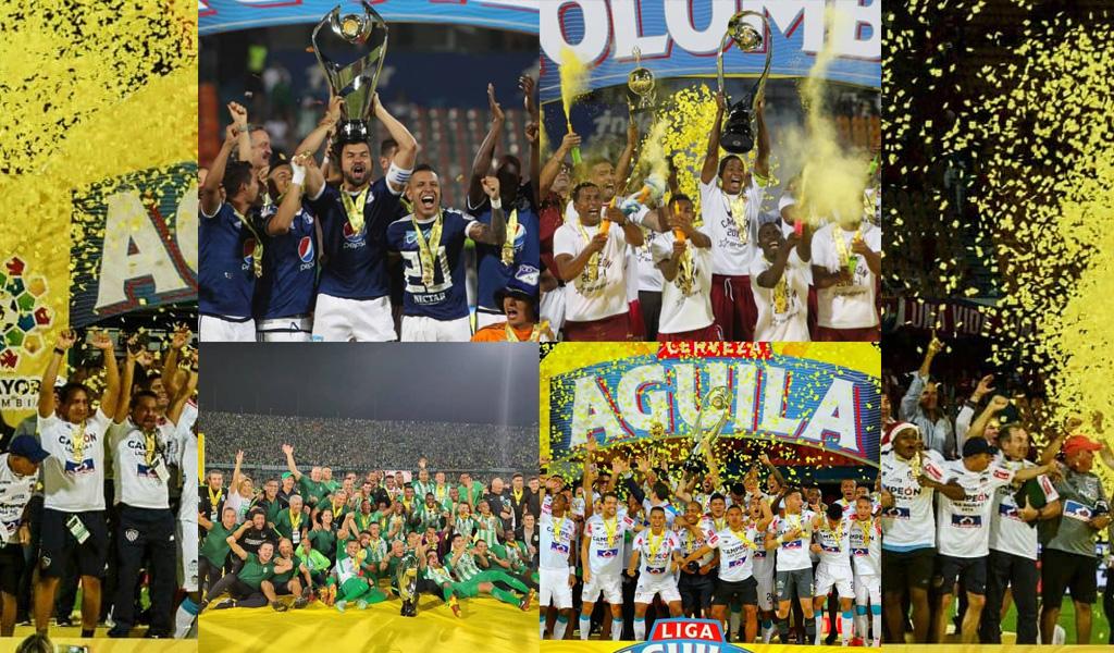 ¿Nuevo patrocinador en el fútbol colombiano?