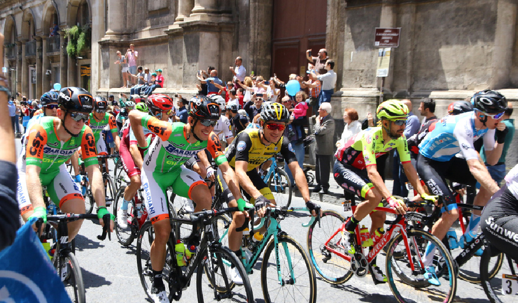 El Giro de Sicilia regresa al calendario UCI
