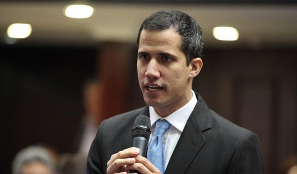 Guaidó no descarta amnistía para Maduro y aliados
