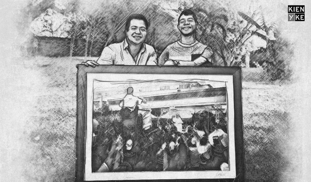 Carlos Yap, el hombre detrás de la icónica foto de la JMJ