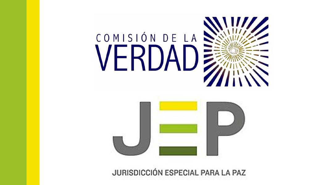 JEP y Comisión de la Verdad condenan atentado