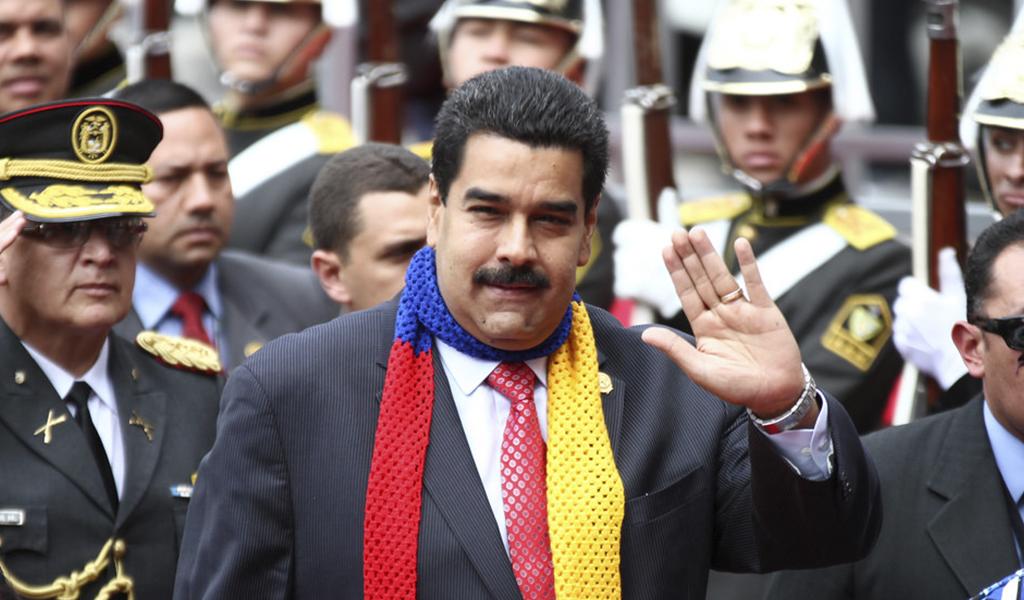 China rechazó injerencia extranjera en Venezuela