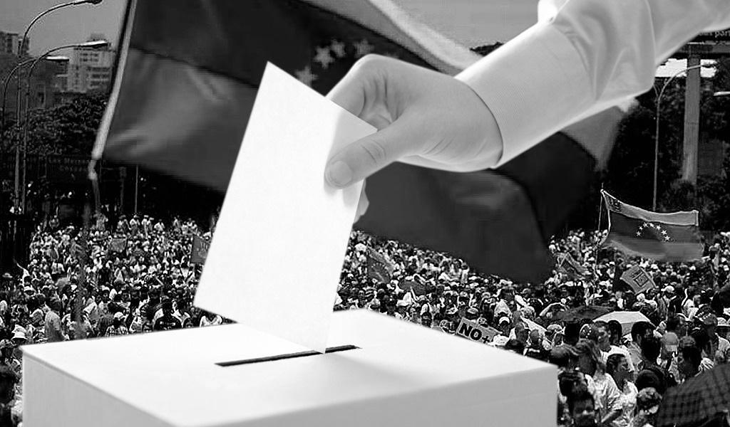 Maduro considera adelantar elecciones legislativas