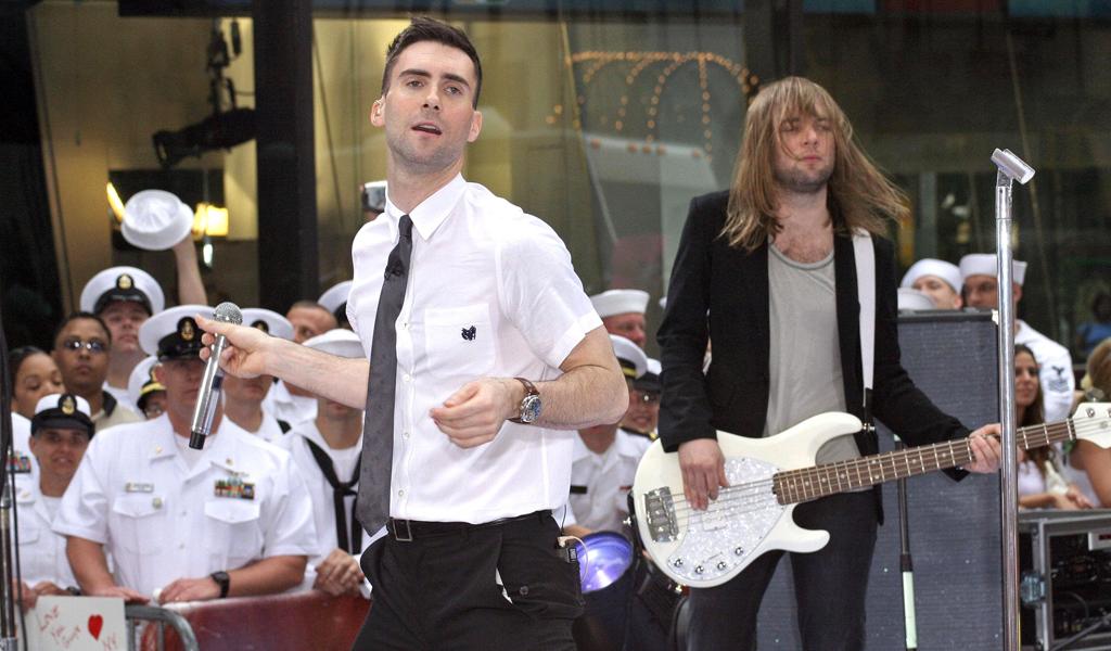 Tras polémica, Maroon 5 estará en el Super Bowl