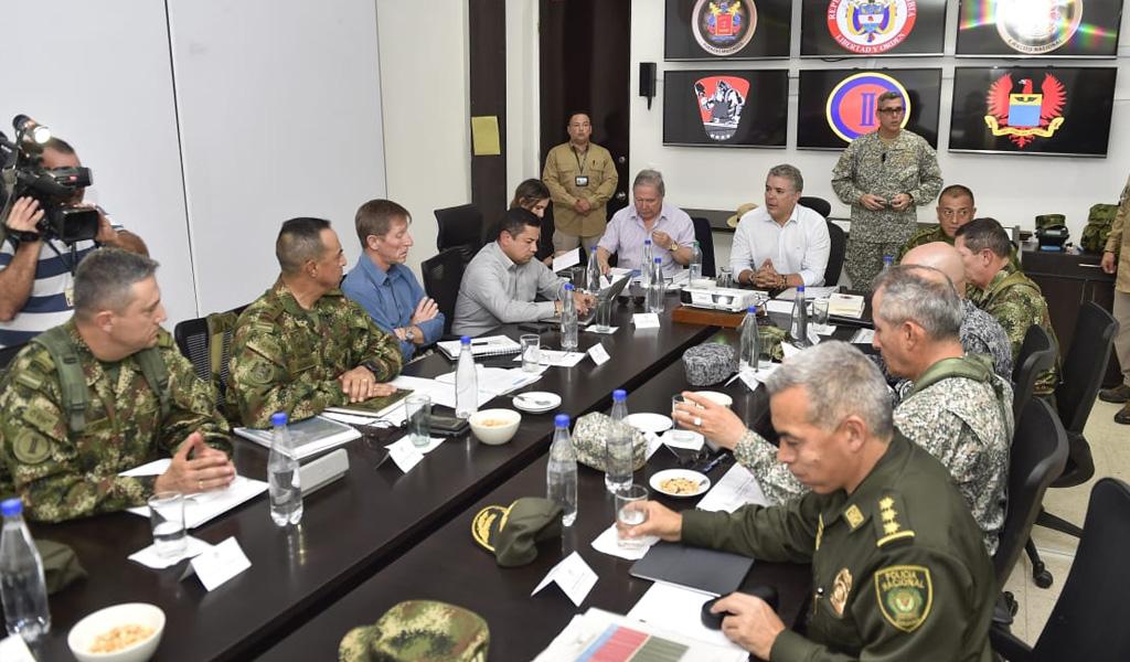 Consejo de Seguridad Tibú