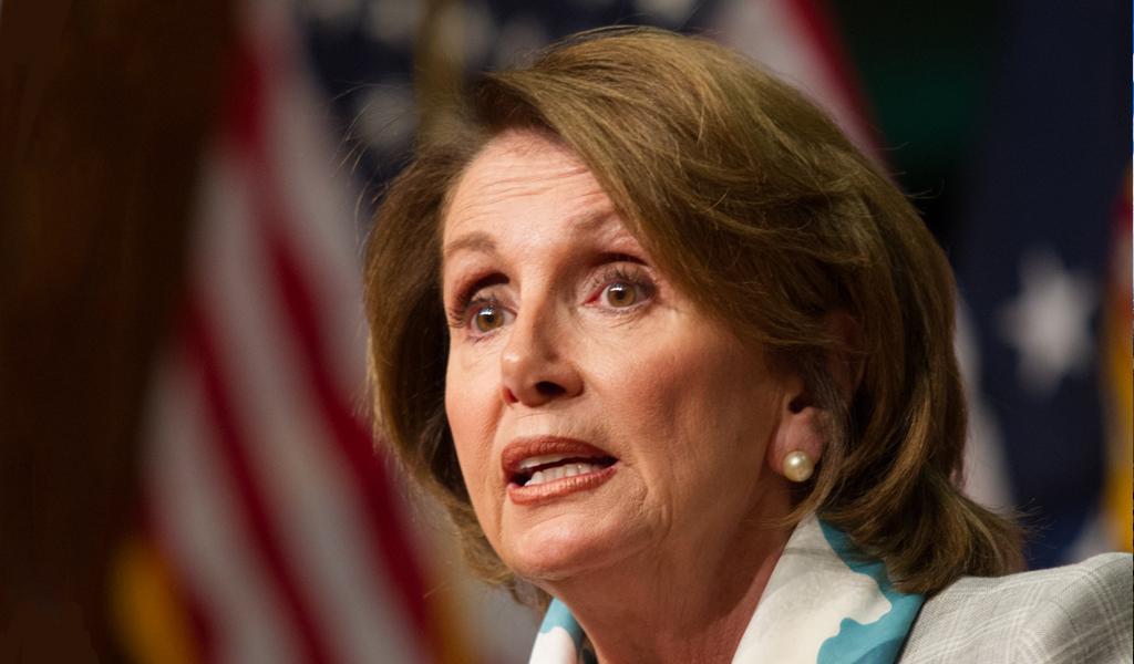 La líder demócrata que estará al frente de la Cámara en EE.UU.