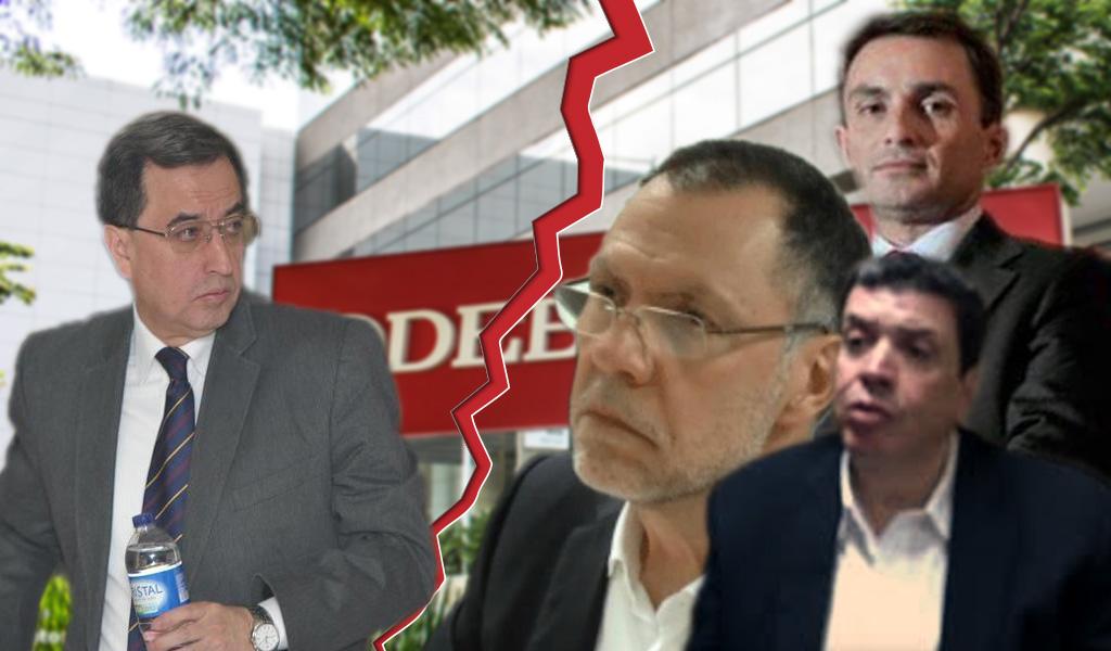 Exdirectivos Odebrecht testifican contra José Elías Melo