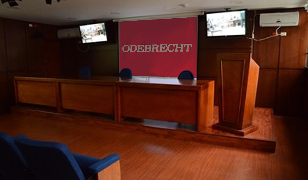 Tercer día de juicio por sobornos de Odebrecht