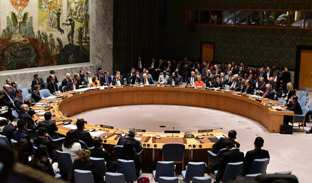 ONU mantiene apoyo al Proceso de Paz y a la JEP