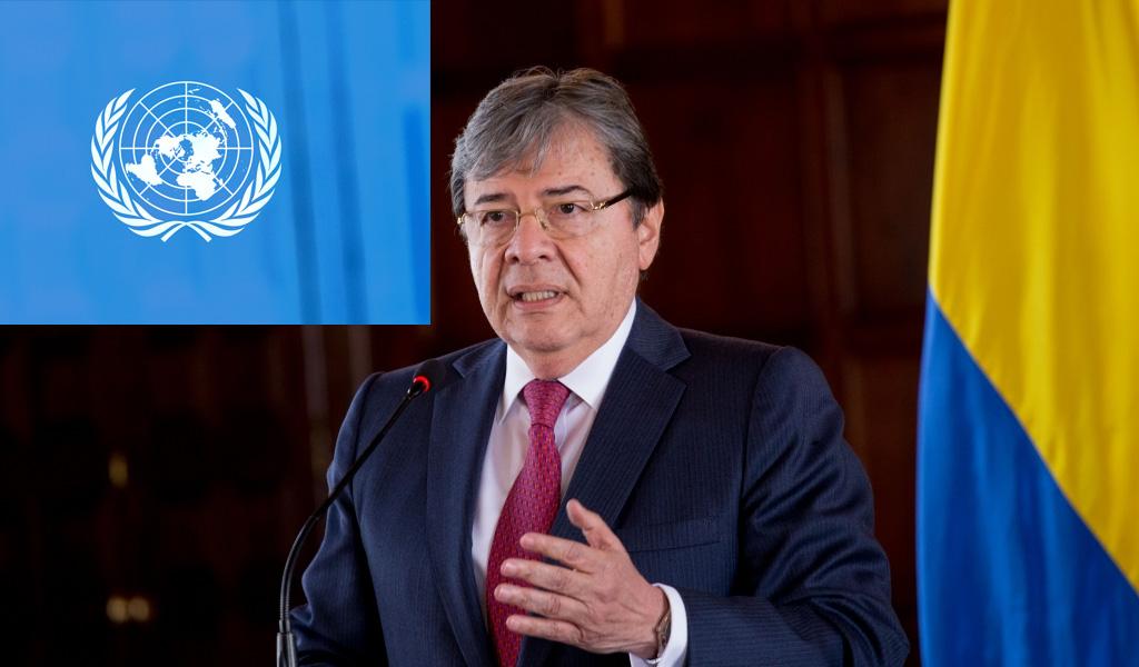 Colombia propone crear corte anticorrupción en la ONU