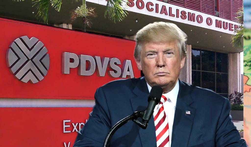 EE. UU. lanza más sanciones contra Pdvsa