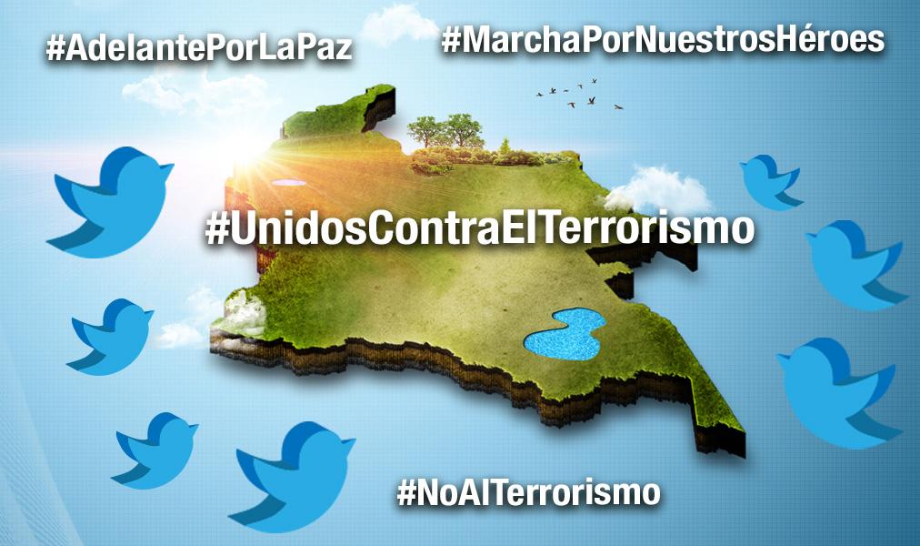 Que no gane la desesperanza: #ColombiaUnida