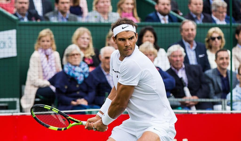 Rafa Nadal a la final de Australian Open