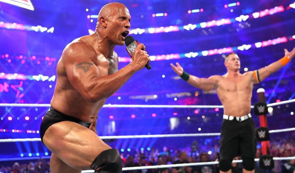 El consejo The Rock a John Cena