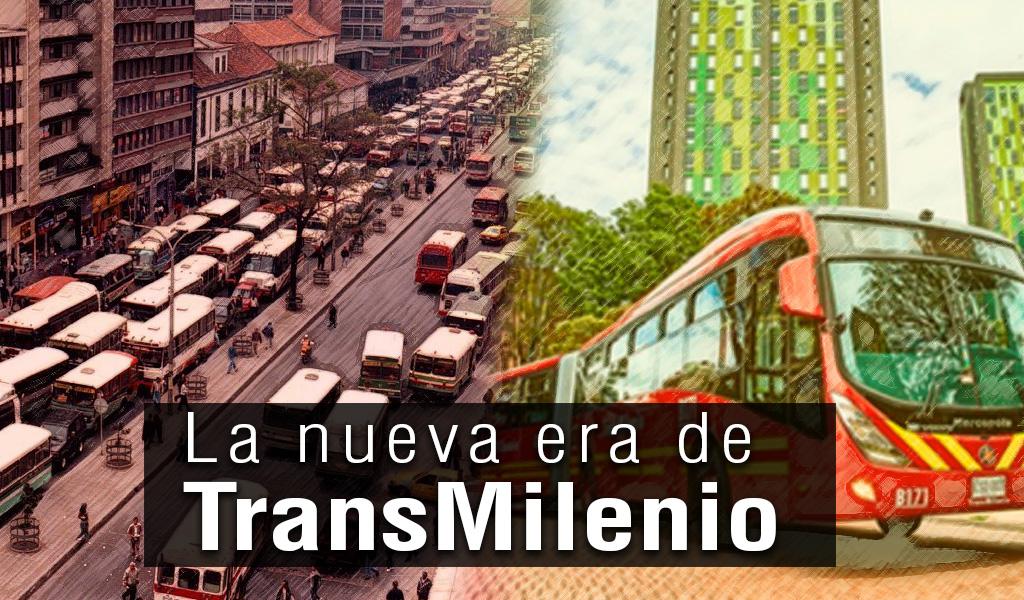 La apuesta de TransMilenio para el 2019