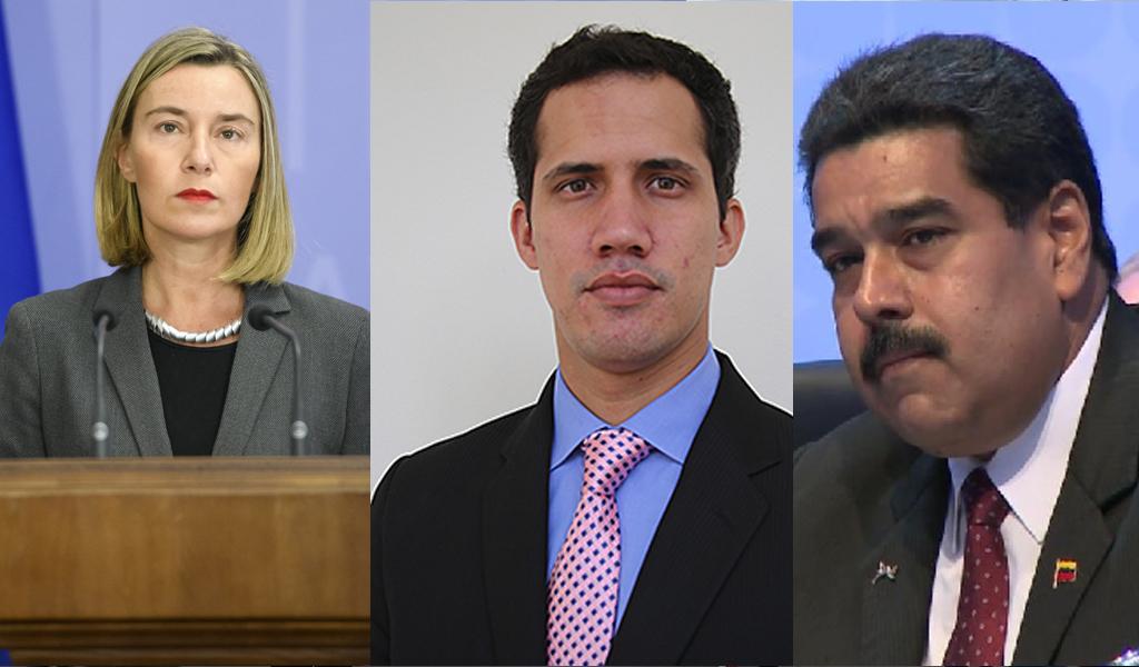 """La UE da """"90 días"""" para elecciones en Venezuela"""