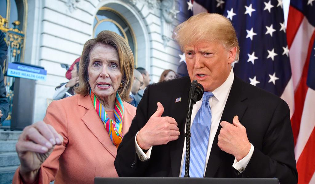 Pulso Trump – Pelosi: la batalla política de EE. UU.