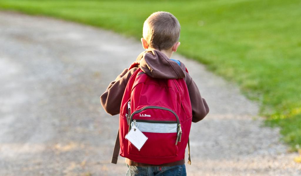 Consejos a la hora de elegir una maleta para los niños