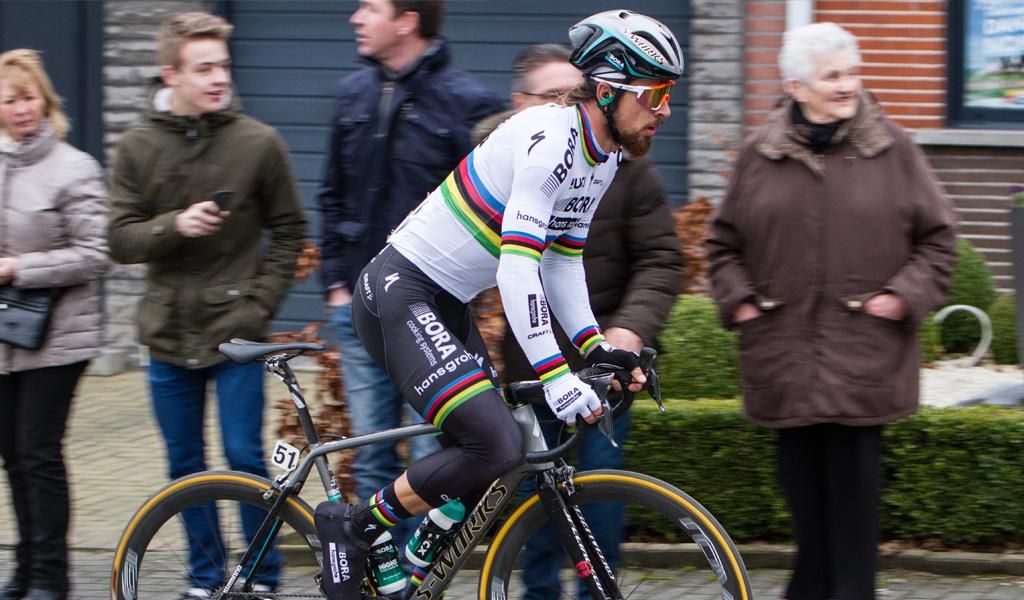 Peter Sagan volvió a la victoria