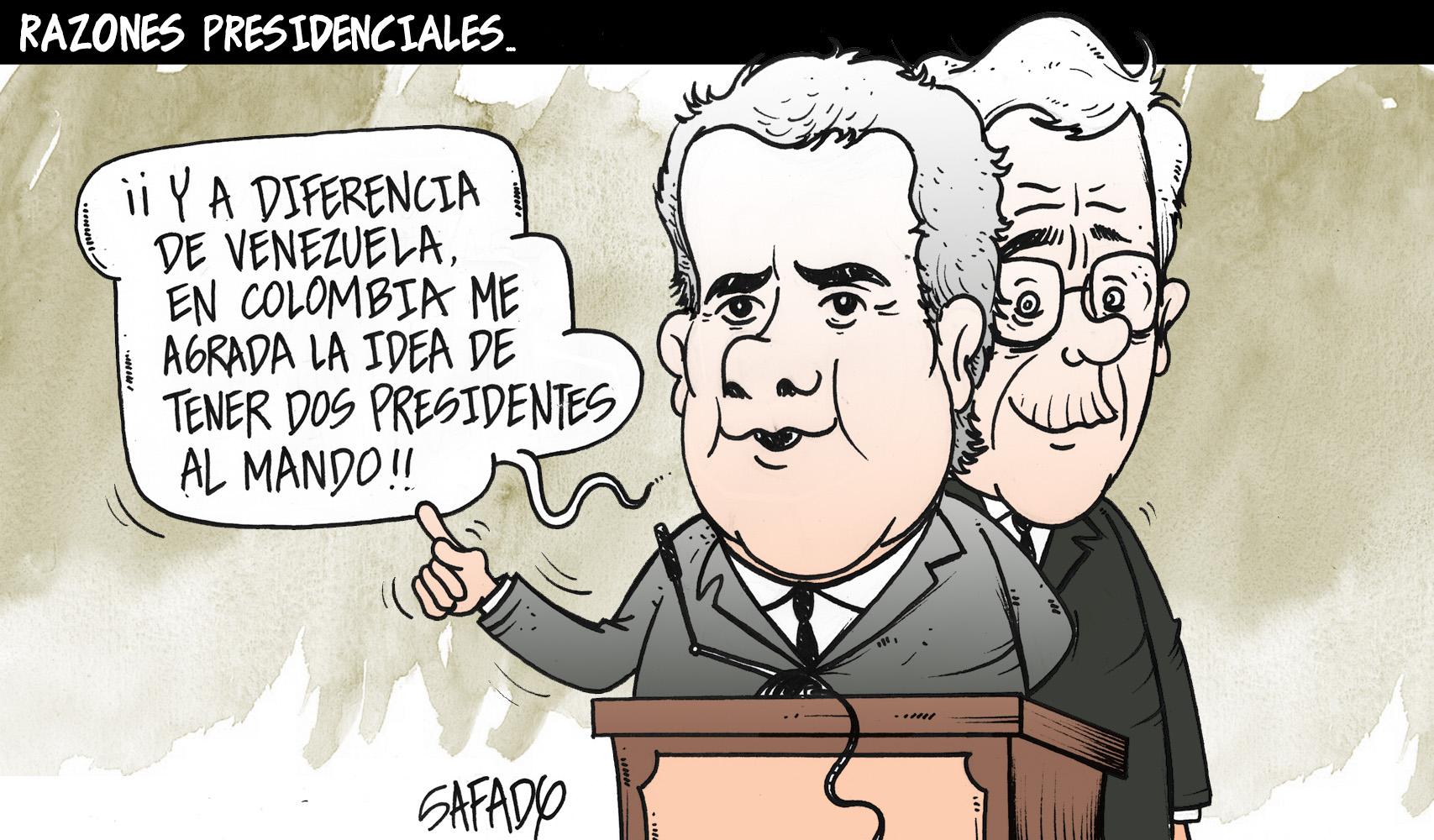 Razones presidenciales