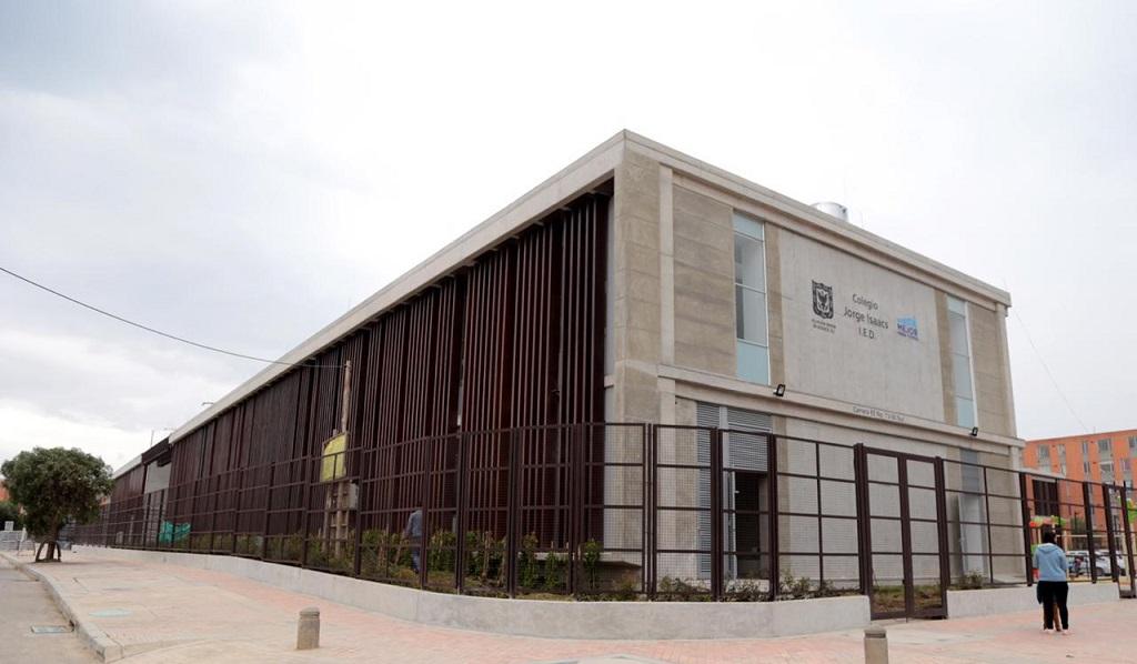 Colegio Jorge Isaacs Bosa