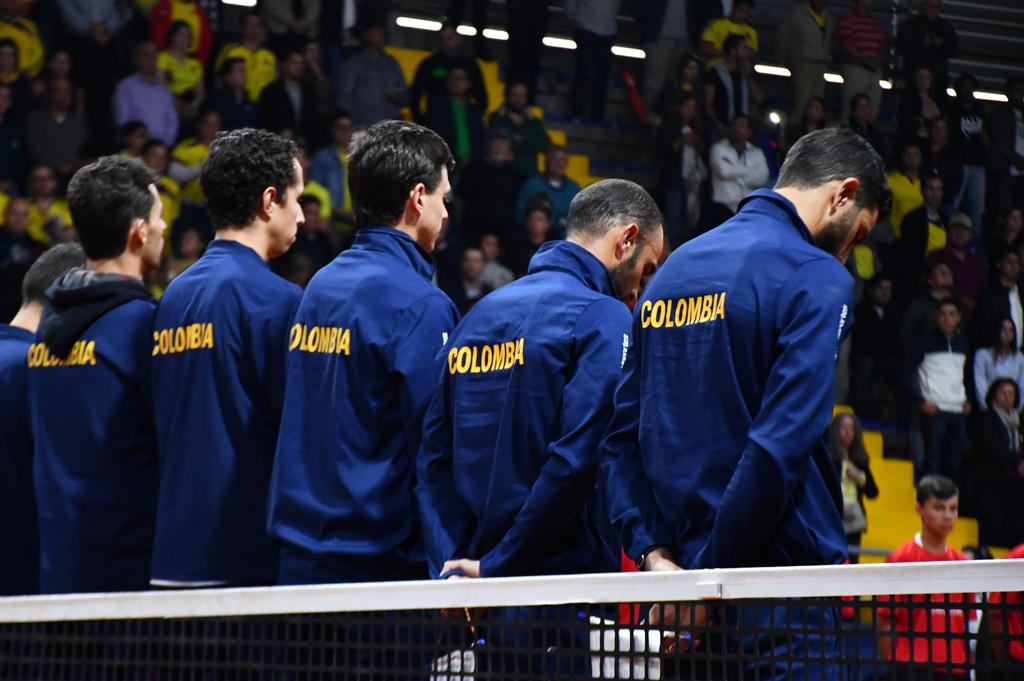 ¿Ventaja para Colombia en la Copa Davis?