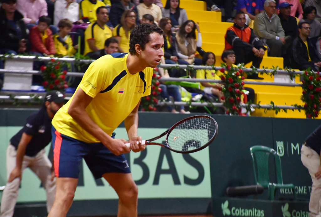 Daniel Galán cautiva el ATP de Houston
