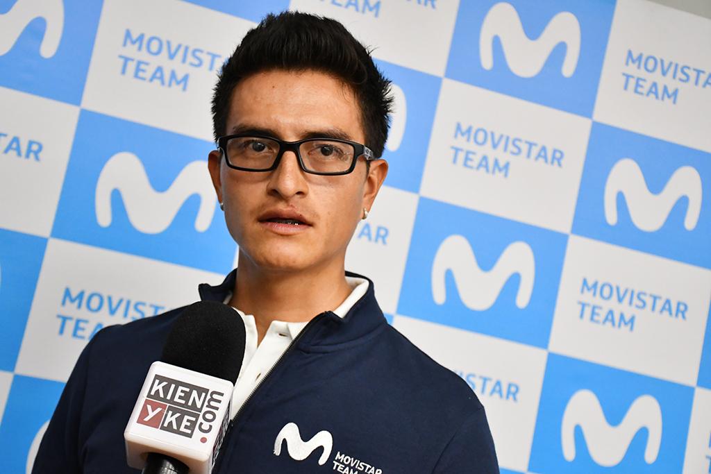 El Winner del ciclismo colombiano