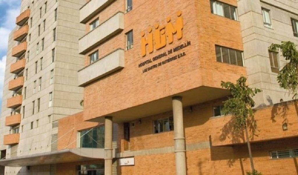 Destituyen a gerente del Hospital General en Medellín