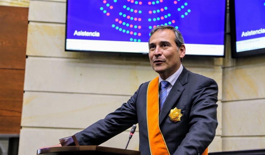 Juan Manuel Corzo podría ser embajador en Cuba