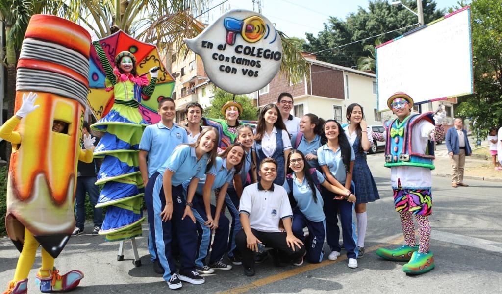 Modelo de aprendizaje de Medellín entre los mejores del mundo