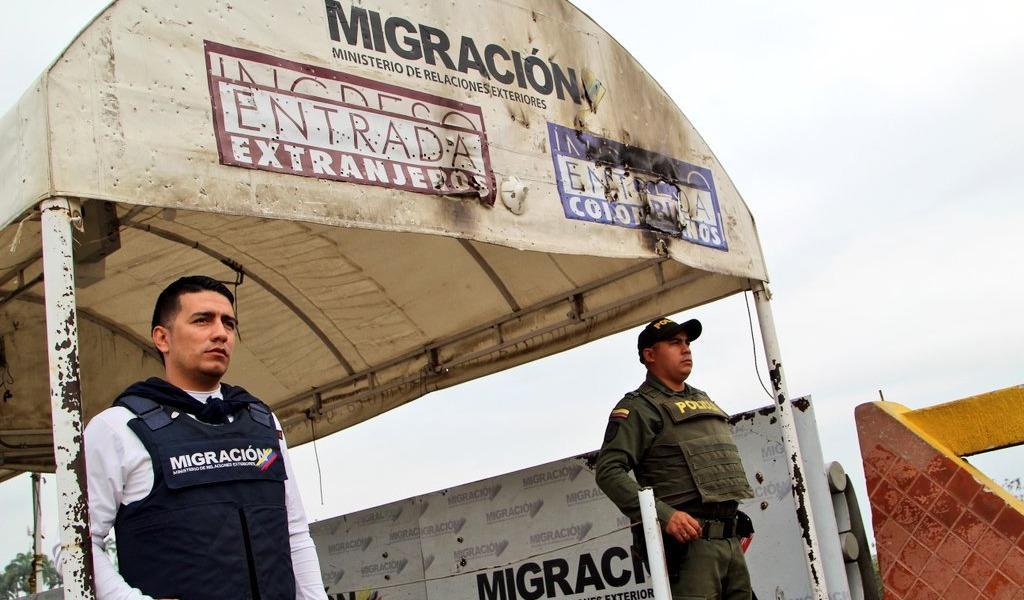 Restringen parcialmente pasos fronterizos con Venezuela