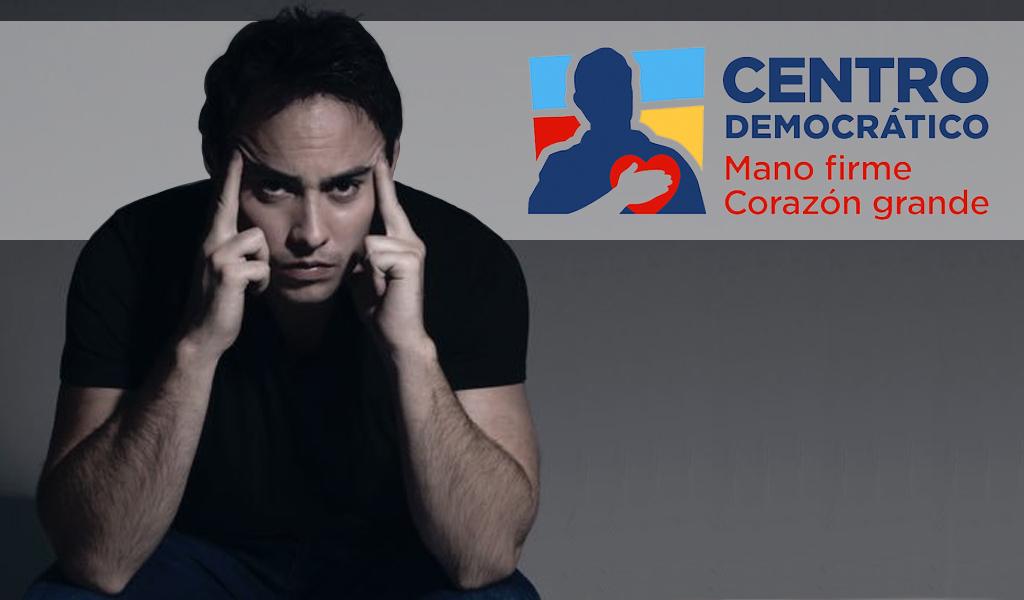 CD niega haberle dado aval electoral a Nicolás Gaviria