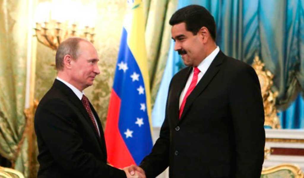 Nicolás Maduro asilo Rusia Putin