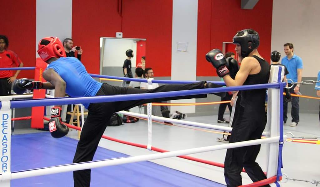 El savate es el boxeo francés que busca tener el talento colombiano