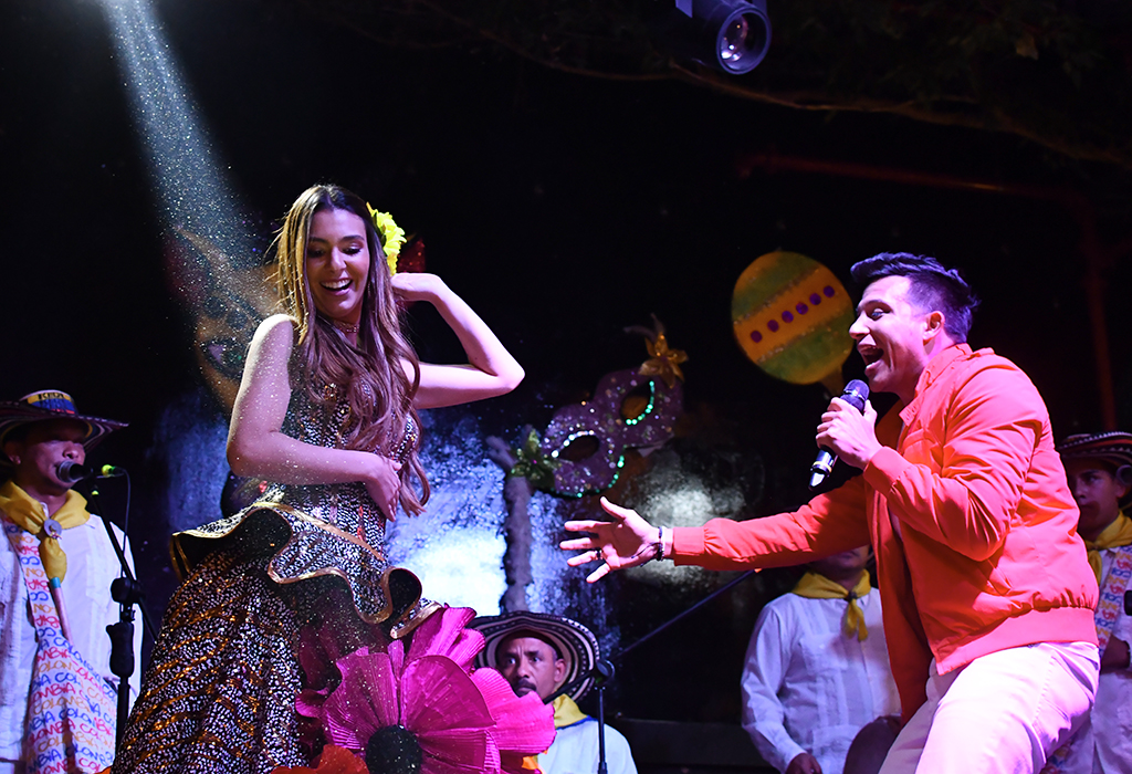 La magia del Carnaval de Barranquilla en Bogotá