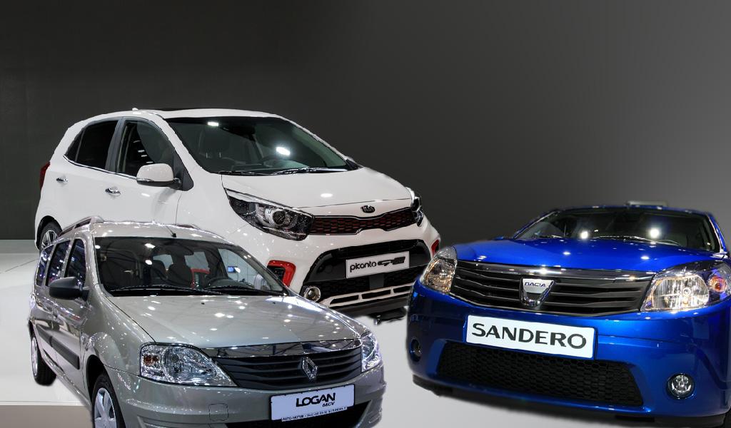 Top 5: Carros automáticos más económicos