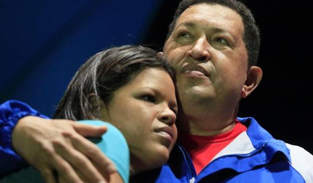 Hija de Chávez sería la venezolana más rica del mundo