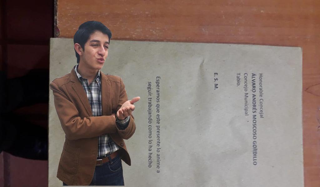Las amenazas de muerte a un concejal en Tabio