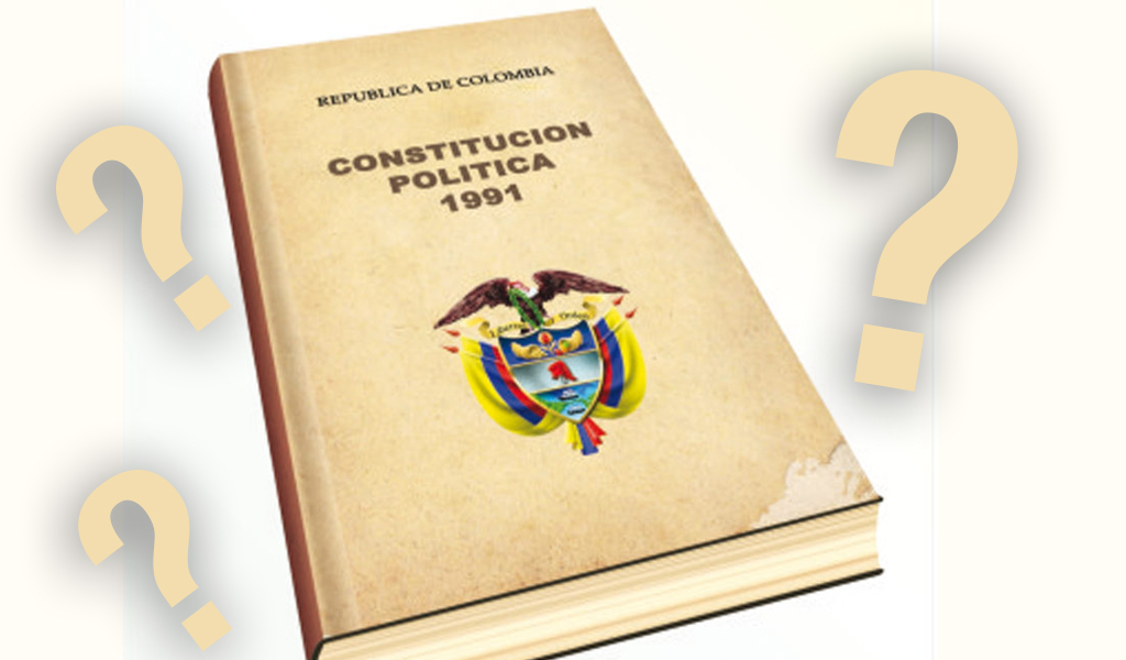 Conozca Cuáles Han Sido Las Reformas A La Constitución Del 1991
