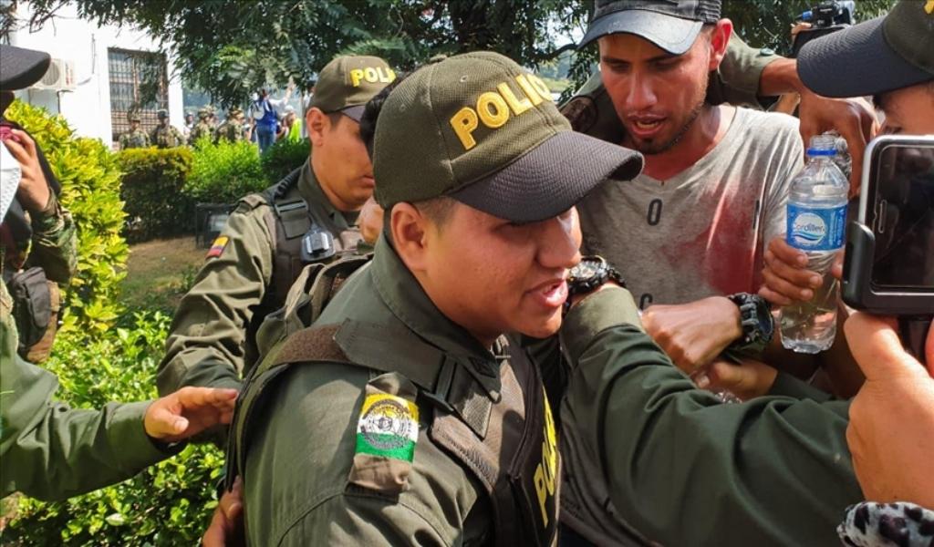 411 militares han huido de Venezuela a Colombia
