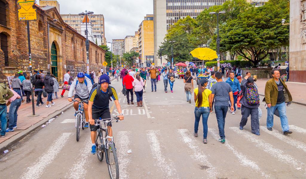 Este es el horario para el día sin carro en Bogotá
