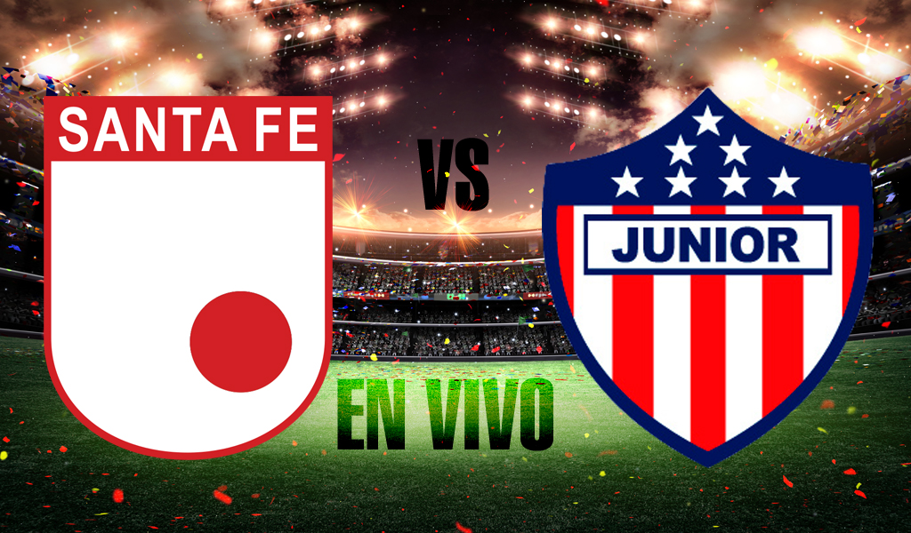 Minuto a minuto: Independiente Santa Fe vs Junior