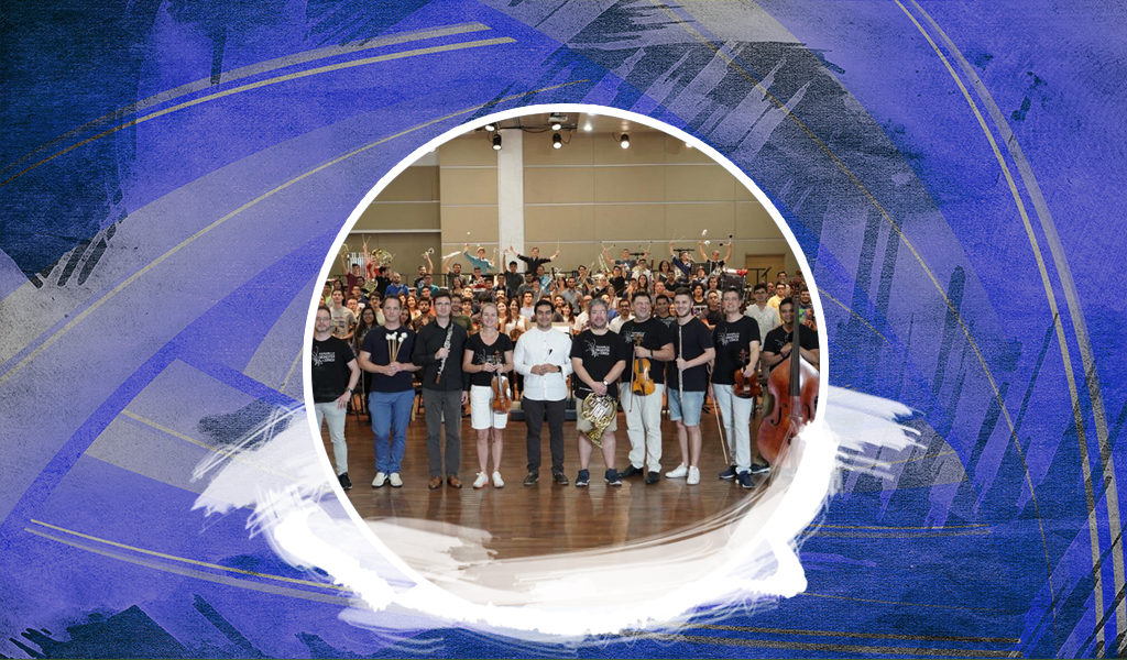 Filarmónica Joven de Colombia dará gira por Europa