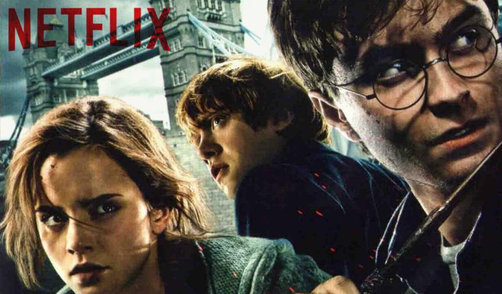 Harry Potter por fin en Netflix Latinoamérica