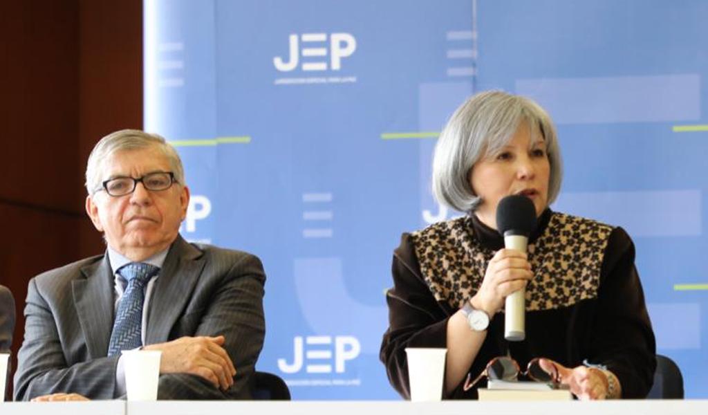Partido Liberal se reunió con la JEP en apoyo a la paz