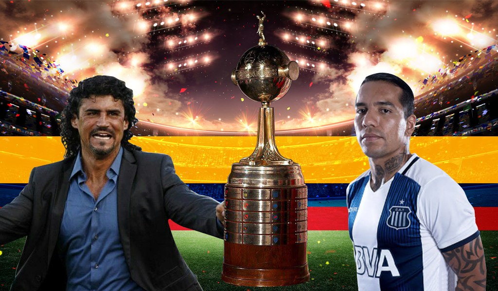 Colombianos definen últimos cupos en Libertadores